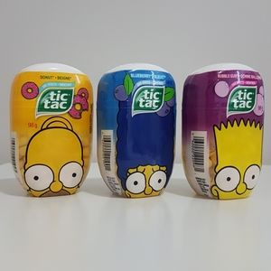 The Simpson's Tic Tac